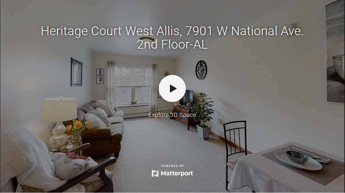 second floor assisted living virtual tour