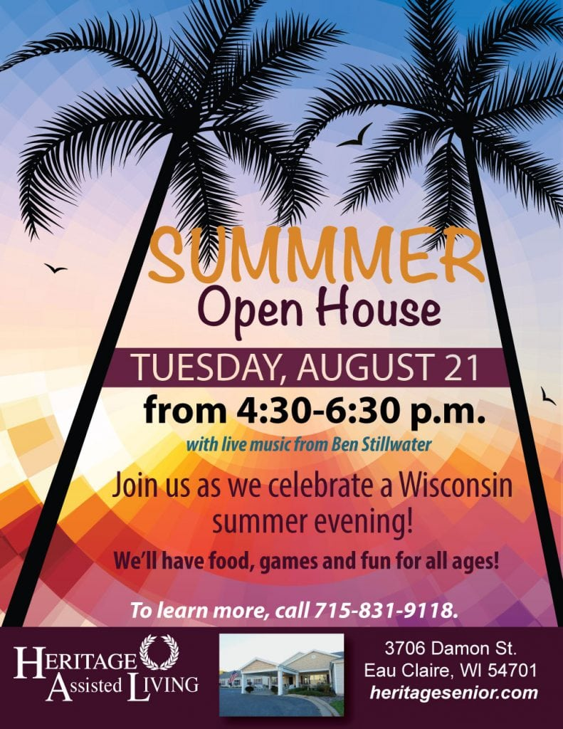 Heritage at Oakwood Hills Summer Open House Party