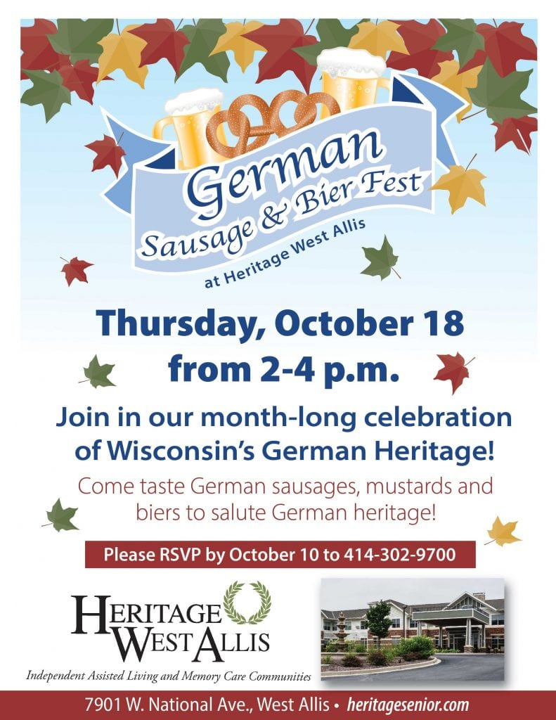 Heritage West Allis Oktoberfest