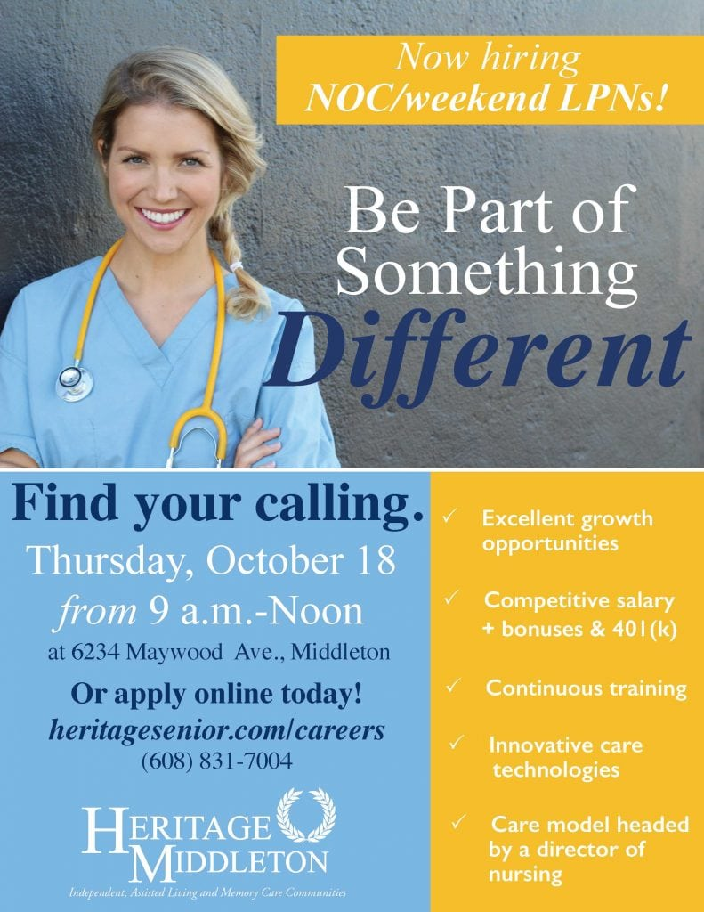 Heritage Middleton Career Discovery Fair