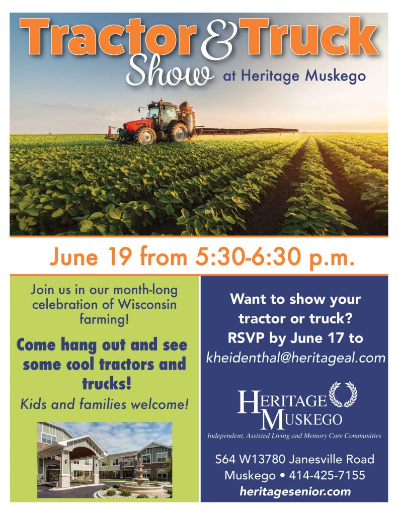 Heritage Muskego Tractor and Truck Show